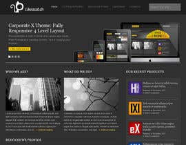 nº 14 pour Drupal Theme for a printing company par piratepixel