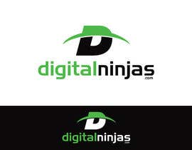 nº 16 pour Design a Logo for digitalninjas.com par sagorak47