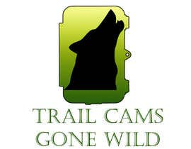 nº 38 pour Design a Logo for Trail Cams Gone Wild par saiprasannamenon