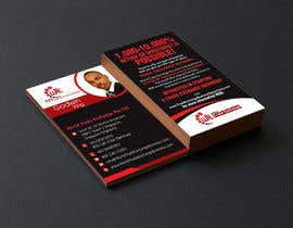 #54 para Design Business Card Using Our Logo Already designed por rajnandanpatel
