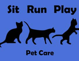 nº 13 pour Design a Logo for Sit Run Play Pet Care par saiprasannamenon