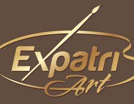 #487 untuk Design a Logo for ExpatriArt oleh Vlad35563