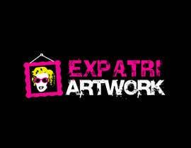 Nro 22 kilpailuun Design a Logo for ExpatriArt käyttäjältä yeshkutty