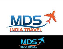 #71 for Design a Logo for MDS INDIA TRAVEL by anoopray