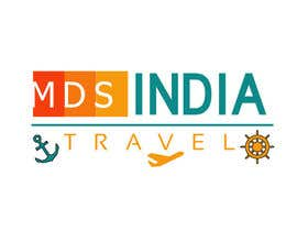 #89 para Design a Logo for MDS INDIA TRAVEL por sangita83