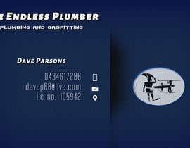 #26 cho Design some Business Cards for The Endless Plumber bởi fo2shawy001