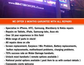 #2 cho Good Design a Flyer for SimTek World Ltd bởi pointlesspixels