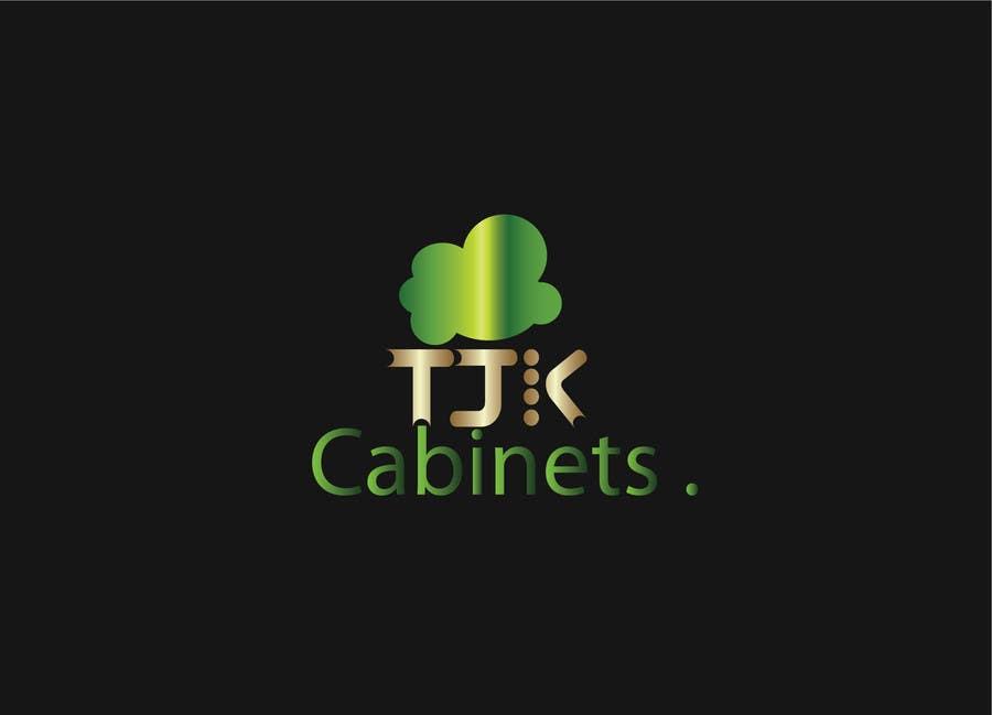 Kilpailutyö #21 kilpailussa Design a Logo for kitchen cabinet maker