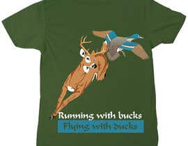 #26 cho Design a deer and ducks t shirt Many more jobs to come this is a test to find our designer. Logo bởi reblien