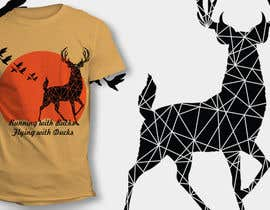 #36 cho Design a deer and ducks t shirt Many more jobs to come this is a test to find our designer. Logo bởi theislanders