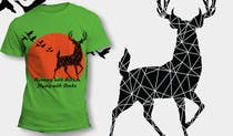 Contest Entry #37 for Design a deer and ducks t shirt Many more jobs to come this is a test to find our designer. Logo