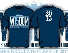 #23 para Design a Hoodie for MBA Class of 2015 por iYNKBRANE