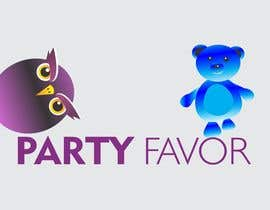 "#186 untuk Logo Design for ""Party Favor"" oleh motim"