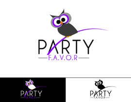 "#185 for Logo Design for ""Party Favor"" by vishakhvs"