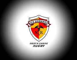 z35304 tarafından Sports Logo for North Shore Rugby Ice Dragons için no 50