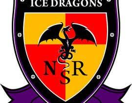 z35304 tarafından Sports Logo for North Shore Rugby Ice Dragons için no 73
