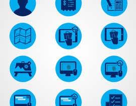 Nro 41 kilpailuun Design some Icons for Customer Portal käyttäjältä suriyanraj