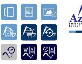 Nro 23 kilpailuun Design some Icons for Customer Portal käyttäjältä dylansaunders