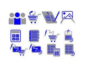 Nro 4 kilpailuun Design some Icons for Customer Portal käyttäjältä fastdelivery2