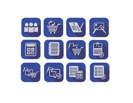 Nro 35 kilpailuun Design some Icons for Customer Portal käyttäjältä fastdelivery2