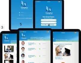 nirajrblsaxena12 tarafından Design an iPhone and iPad App Mockup için no 77