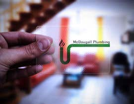 #27 for Design a Logo for McDougall Plumbing by radosavcevn