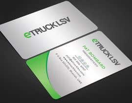 Warna86 tarafından eTruck Business Card Design Contest için no 29