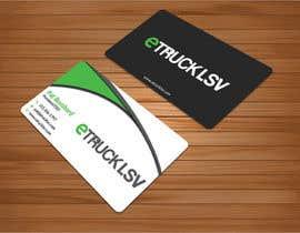 HD12345 tarafından eTruck Business Card Design Contest için no 90
