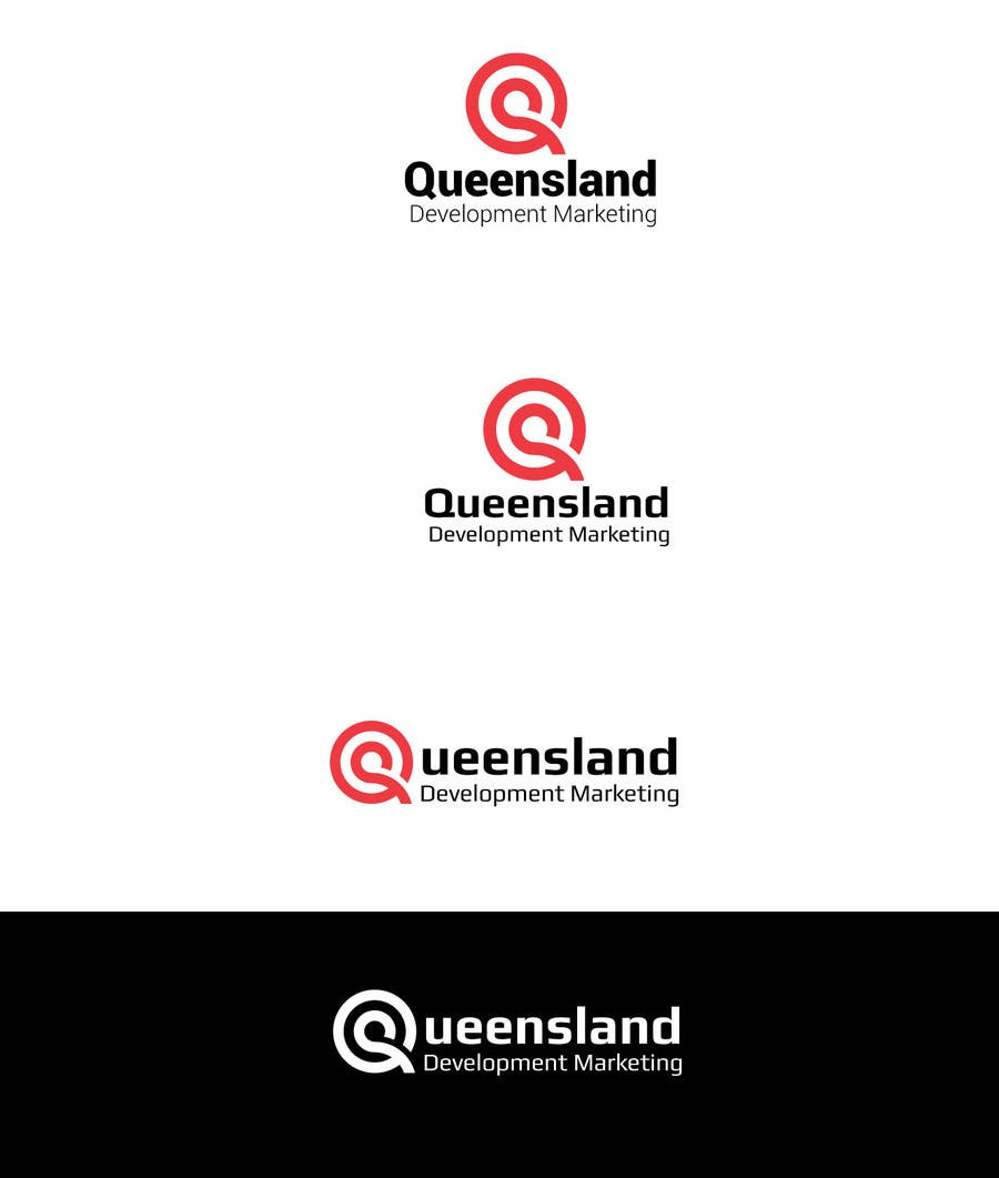 Penyertaan Peraduan #24 untuk Design a Logo for Queensland Development Marketing