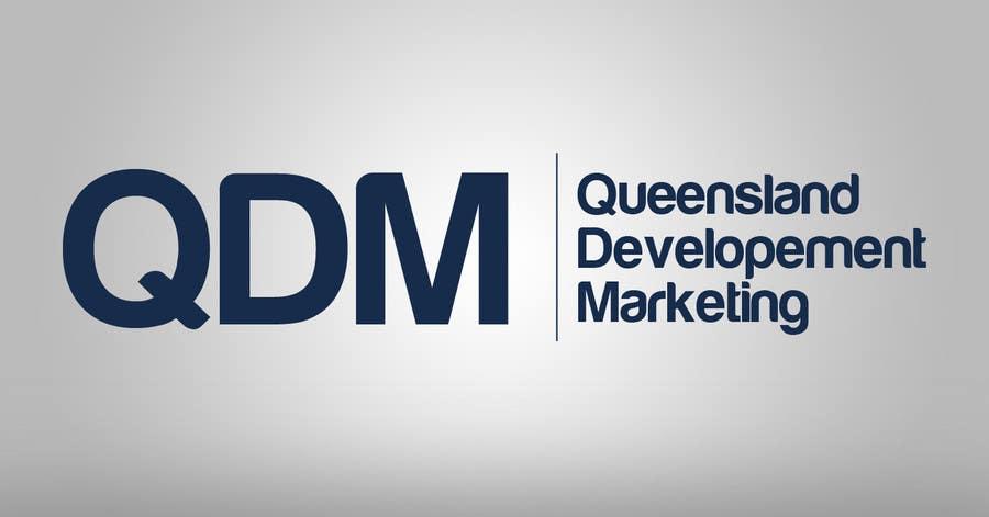 Konkurrenceindlæg #169 for Design a Logo for Queensland Development Marketing
