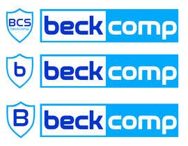 Nro 73 kilpailuun Shield Logo for Beck Computer Systems käyttäjältä OndinaLeon