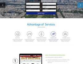 #30 para Design web page (PSD no coding) por husnainbiz
