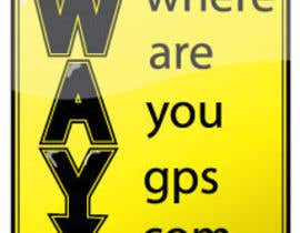 #74 para Logo Design for www.whereareyougps.com por richr1972