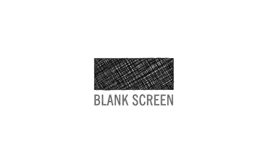 #215 for Design a Logo for Blank Screen by legol2s