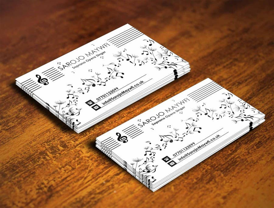 Entry #127 by pointlesspixels for Design a Business Card concept ...