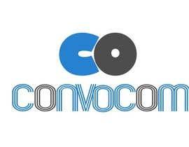 nº 220 pour Design et Logo for Convocom par motim