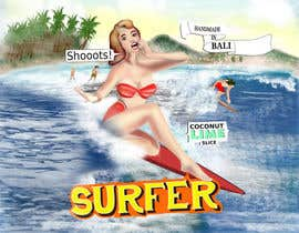 nº 7 pour Recreate Classic Surf Design par cpyton
