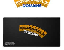 nº 137 pour Design a Logo for Boardwalk Domains par HallidayBooks