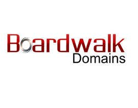 nº 127 pour Design a Logo for Boardwalk Domains par Atifshareef1628