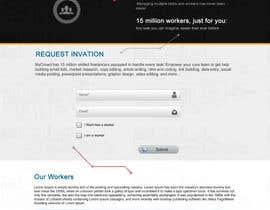 nº 1 pour Design Webpage par webidea12