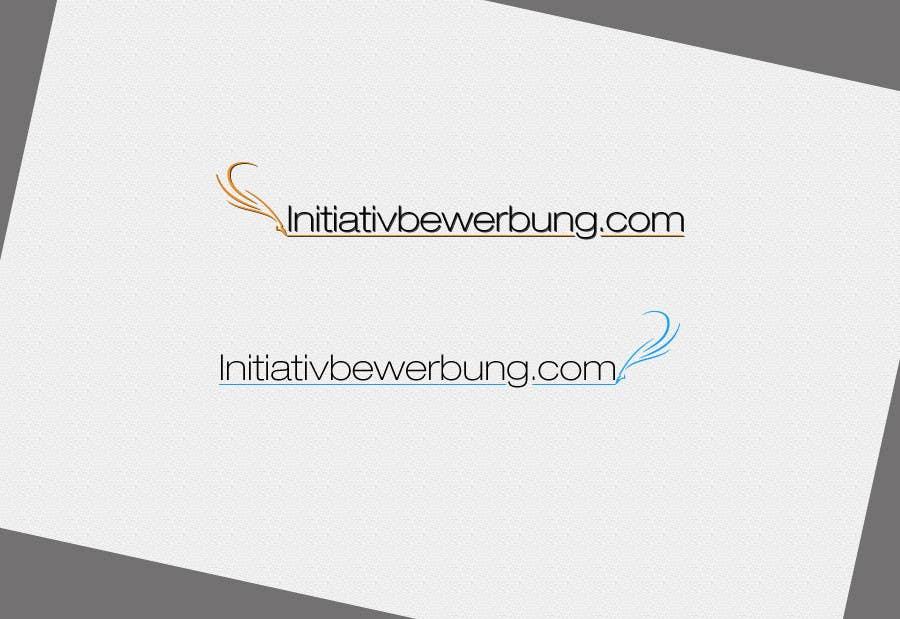 Bài tham dự cuộc thi #                                        11                                      cho                                         Job application letter - Initiativbewerbung.com LOGO