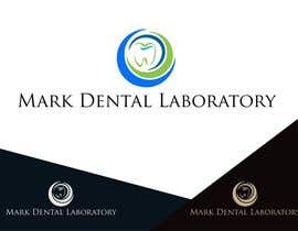 #54 for Design a Logo for Mark Dental Laboratory by uniqmanage