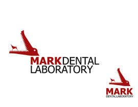 #24 for Design a Logo for Mark Dental Laboratory by mazila