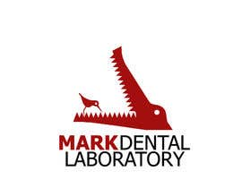 #25 for Design a Logo for Mark Dental Laboratory by mazila