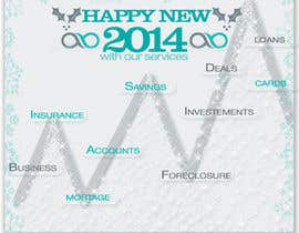 #6 untuk Design an e-greeting card for new year oleh marcia2