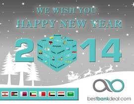 #11 untuk Design an e-greeting card for new year oleh peirisdsdp