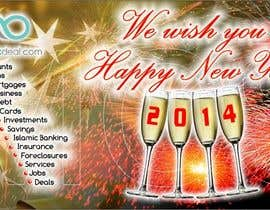 #1 untuk Design an e-greeting card for new year oleh MCSChris