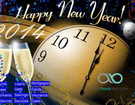 #10 for Design an e-greeting card for new year af stefanobs