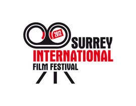 nº 218 pour Logo Design for Surrey International Film Festival par xmaimo
