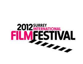 nº 199 pour Logo Design for Surrey International Film Festival par mvdrury